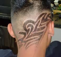 hair tattoo designs full body tattoos