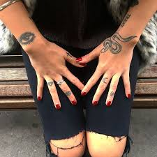 the 25 best small hand tattoos ideas on pinterest finger