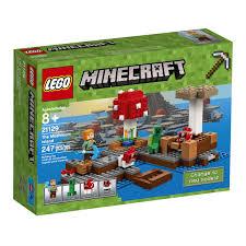 lego kitchen island lego minecraft the island 21129 toys r us