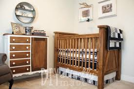 Bed Crib Diy Crib 5 Dreamy Designs Bob Vila