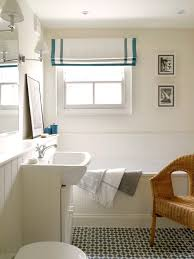bathroom contemporary bathroom decor ideas with wricker london white roller blinds bathroom contemporary with wicker chair