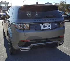 land rover discovery sport 2017 order placed 2017 hse lux dynamic pack land rover discovery