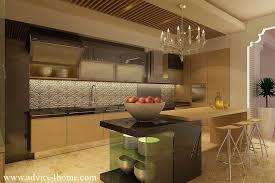 Modern Kitchen Cabinet Designs Brown Kitchen Modern Design Normabudden Com