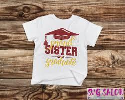 graduation shirt proud of a graduate svg cut file set for custom graduation