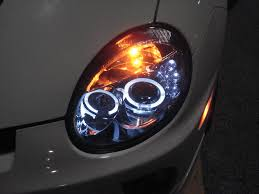 03 05 dodge neon srt4 halo projector headlights dash z racing blog