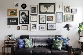 How To Design A Gallery Wall Snag These Gallery Wall Ideas Domino