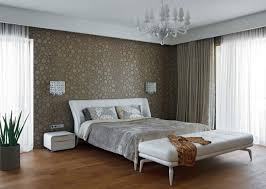 deco murale chambre design interieur chambre moderne bout lit lustre ancien déco