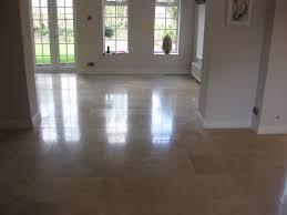 Laminate Flooring Middlesbrough Travertine Tiled Floor Refresh In Wynyard Teesside Tile Doctor