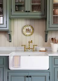 cuisine lambris une cuisine néo rustique maison et demeure