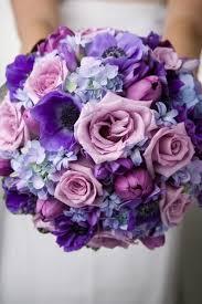 purple wedding flowers purple bouquet flowers wedding thin