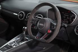 audi tt rs manual audi tt rs review 2017 autocar