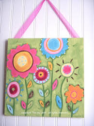 Best  Canvas Painting Kids Ideas On Pinterest Canvas Ideas - Canvas paintings for kids rooms