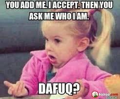 Funny Baby Meme - who i am funny baby memes pics bajiroo com