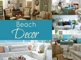 stunning beach decor living room with coastal inspired living