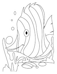 fish dive coloring pages download free fish dive coloring pages