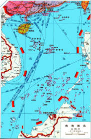 South China Sea Map South China Sea Chinese Maps
