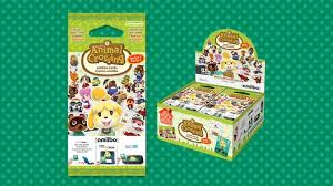 how much do animal crossing amiibo cards cost in the uk probably
