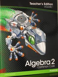 amazon com algebra 2 common core teacher u0027s edition volume 1