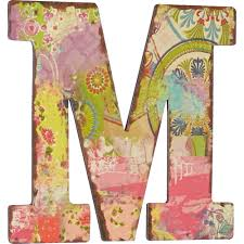 wall decor mirrors signs clocks art save up to 65 decorative monogram letter