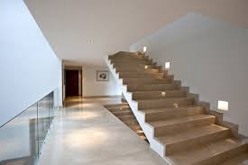 marble stairs sophisticated three story home in mexico