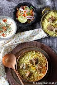 cuisines smith yakhni pulao यखन प ल व easy food smith