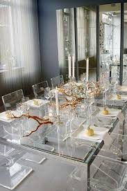 interior design exciting thanksgiving décor ideas with glass dining