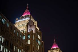 the washington post goes pink for breast cancer awareness the