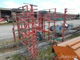 used kverneland tla 42 p harv harrows price 2 751 for sale