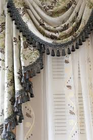 Victorian Swag Curtains 155 Best Romantic Curtain Ideas Images On Pinterest Curtain