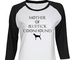 bluetick coonhound gifts bluetick coonhound etsy