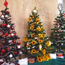 st hilda s church annual tree festival east gostcote