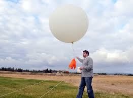balloon delivery spokane spokane weather service launching balloons to help predict