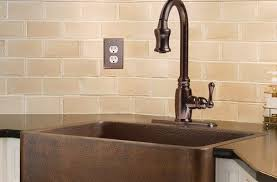 copper kitchen sink faucet hum home review