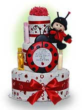 Ladybug Baby Shower Centerpieces by Ladybug Themed Baby Shower For Your Baby Lil U0027 Baby Cakes Blog