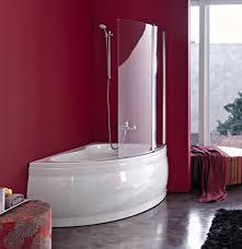 vasca da bagno circolare angolare idromassaggio