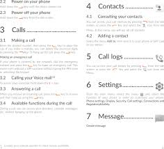 Make A Calling Card - b087 umts gsm mobile phone user manual 2038x tcl communication ltd