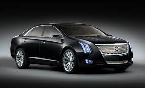 2013 cadillac xts black 2013 cadillac xts finally gets a name car and driver