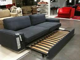 Tempurpedic Sleeper Sofa Mattress Ikea Leather Sleeper Sofa Tourdecarroll Com