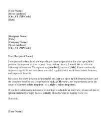 cover letter sample accountant template for examples with salary