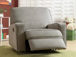 bedroom cool home furniture ideas with nursery glider recliner