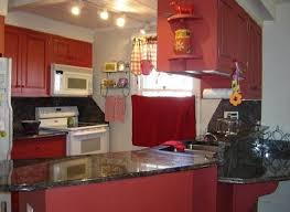 best paint for kitchen cabinets red color paint kitchen painting