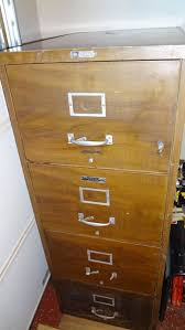 Fireproof Lateral File Cabinet by Fireproof File Cabinet Used Glamorous Used Fire King Fireproof