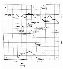 Map Of Counties In Colorado by Fieldtrip Guide To The Pegmatites Of The South Platte Pegmatite