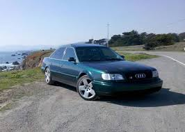 audi s6 turbo take high low prices dos audi s6 quattros