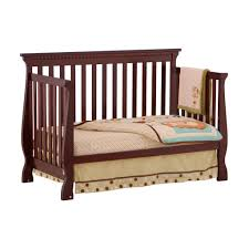Storkcraft Convertible Crib Storkcraft Convertible Crib 100 4 In 1 Crib With Changing Table