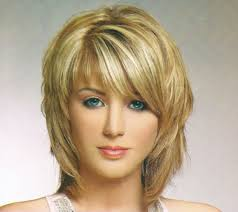 cute hairstyles for medium length hair with side bangs hairstyle