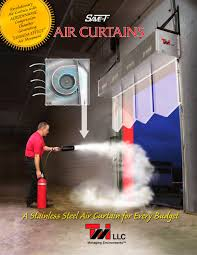 air curtains tmi llc pdf catalogue technical documentation