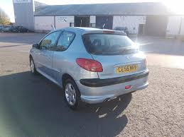 fiat multipla for sale used 2005 peugeot 206 sport s 3dr for sale in cardiff cardiff