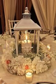 Wedding Centerpiece Lantern by Wedding Centerpiece Lantern Hydrangea Baby U0027s Breath Wilmette