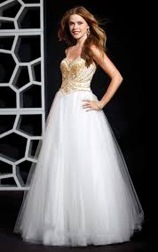 Beautiful Appearance Aesthetic Gold Formal Dresses For The Beautiful Appearance